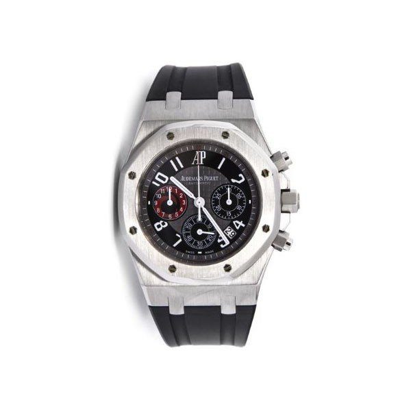 AUDEMARS PIGUET ROYAL OAK CHRONOGRAPH CITY OF SAILS 39MM STAINLESS STEEL MEN'S WATCH