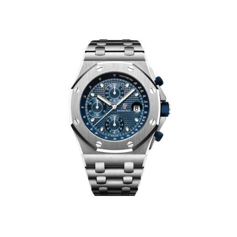 AUDEMARS PIGUET ROYAL OAK OFFSHORE CHRONOGRAPH STAINLESS STEEL 42MM MEN'S WATCH