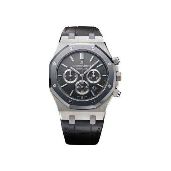 AUDEMARS PIGUET ROYAL OAK LEO MESSI CHRONOGRAPH 41MM STAINLESS STEEL MEN'S WATCH