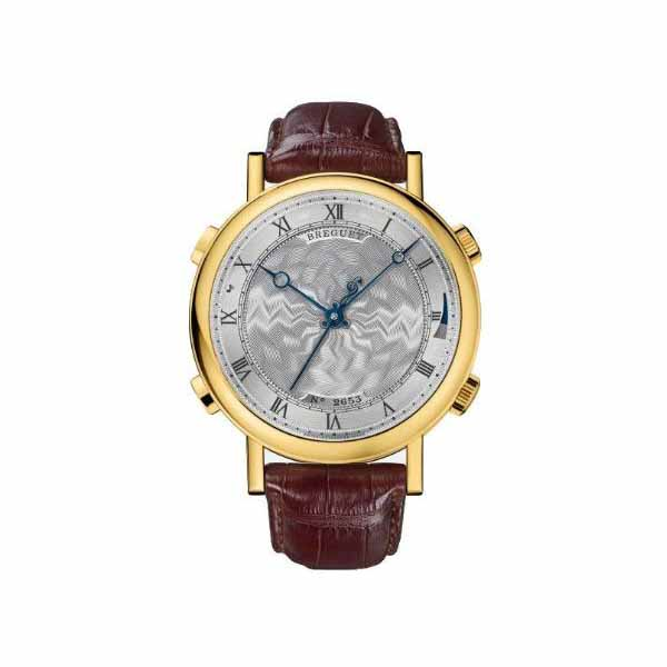 BREGUET LA MUSICALE 48MM 18KT YELLOW GOLD MEN'S WATCH