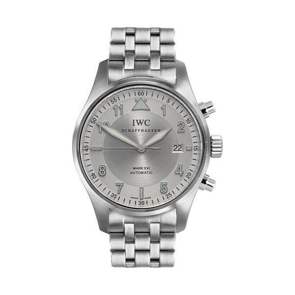 IWC SPITFIRE PILOT MARK XVI 39MM STAINLESS STEEL MEN'S WATCH