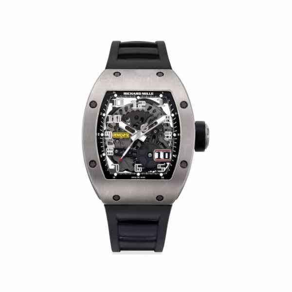 RICHARD MILLE TITANIUM 39MM X 48MM MEN'S WATCH