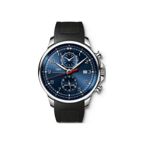 IWC PORTUGUESE YACHT CLUB CHRONOGRAPH LAUREUS 45MM STAINLESS STEEL LIMITED EDITION TO 1000 PCS MEN'S WATCH