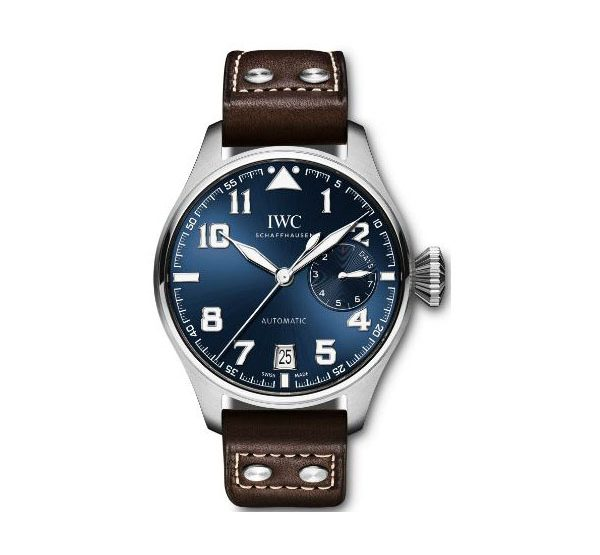 IWC BIG PILOTS EDITION LE PETIT PRINCE LIMITED EDITION TO 1000 PIECES 46MM STAINLESS STEEL MEN'S WATCH