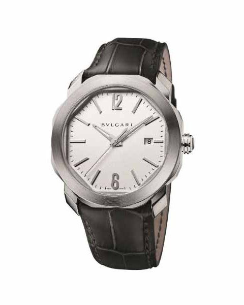 Bvlgari Pre-owned Octo Roma Automatic Men's Watch