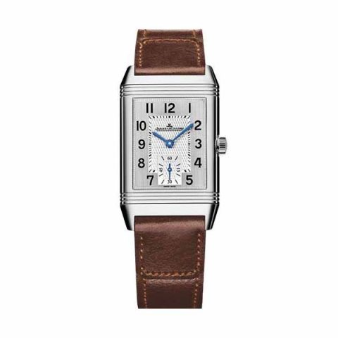 JAEGER LECOULTRE REVERSO CLASSIC MEDIUM DUOFACE SMALL SECONDS LADIES WATCH