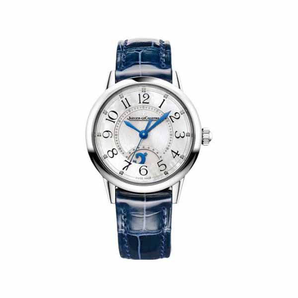 JAEGER LECOULTRE RENDEZ-VOUS NIGHT & DAY 29MM STAINLESS STEEL LADIES WATCH