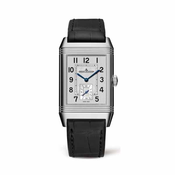 JAEGER LECOULTRE REVERSO CLASSIC LARGE DUOFACE SMALL SECONDS MEN'S WATCH