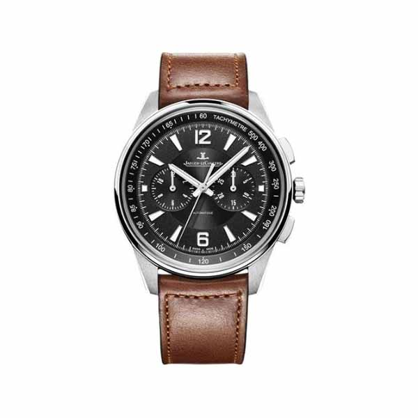 Jaeger LeCoultre Pre-owned Polaris Chronograph Stainless Steel Men's Watch