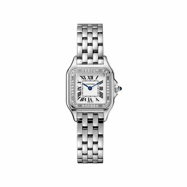CARTIER PANTHERE DE CARTIER 22MM X 30MM STAINLESS STEEL LADIES WATCH