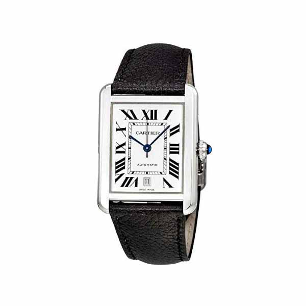 CARTIER TANK SOLO 31MM X 40.85MM STAINLESS STEEL MEN'S WATCH