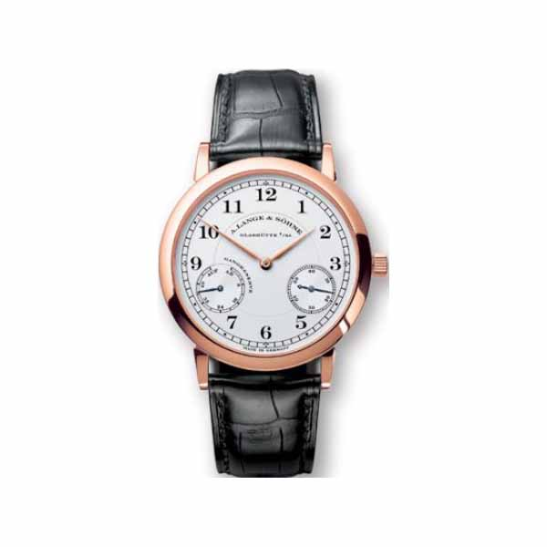 A. LANGE & SOHNE 1815 UP DOWN 40MM 18KT ROSE GOLD MEN'S WATCH