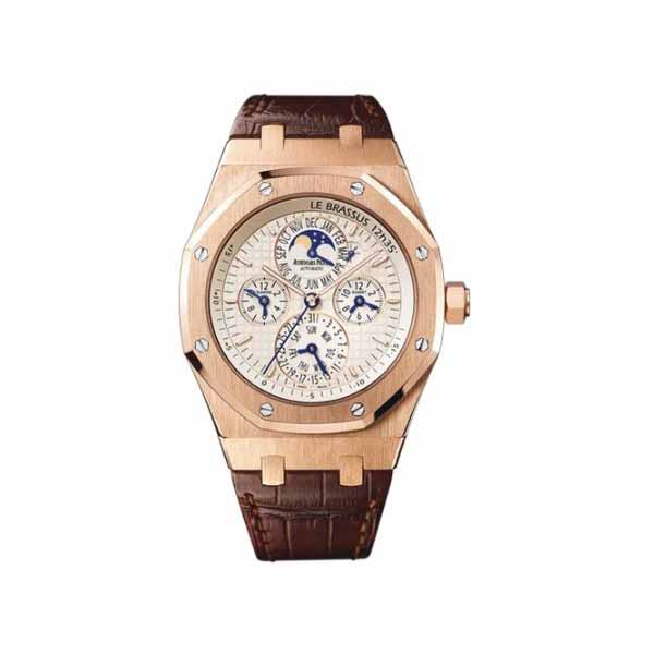 AUDEMARS PIGUET ROYAL OAK 40MM 18KT ROSE GOLD MEN'S WATCH REF. 26603OR.OO.D092CR.01