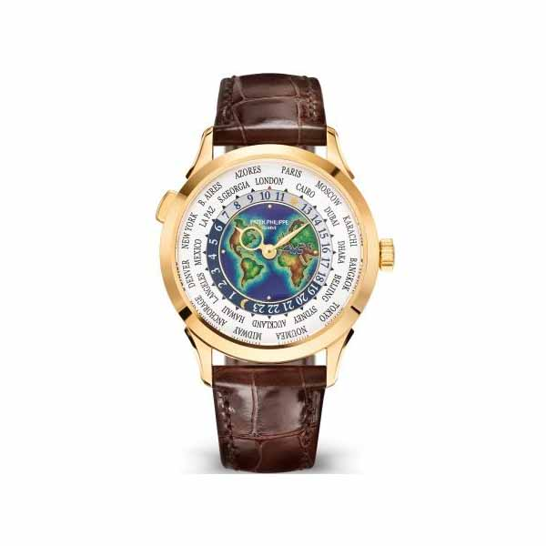 PATEK PHILIPPE COMPLICATIONS 5231J-001 YELLOW GOLD MEN'S WATCH