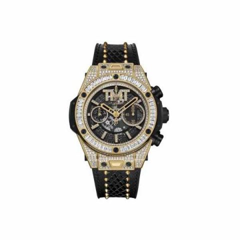 HUBLOT BIG BANG UNICO TMT LIMITED EDITION OF 10 45MM 18KT YELLOW GOLD MEN'S WATCH