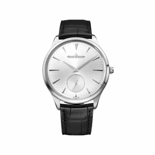 JAEGER LECOULTRE MASTER ULTRA THIN SMALL SECOND 38.5MM STAINLESS STEEL MEN'S WATCH