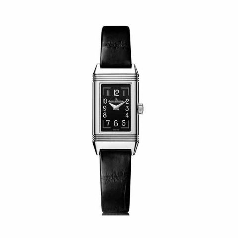 JAEGER LECOULTRE REVERSO ONE REEDITION 32.5MM X 16.3MM STAINLESS STEEL LADIES WATCH