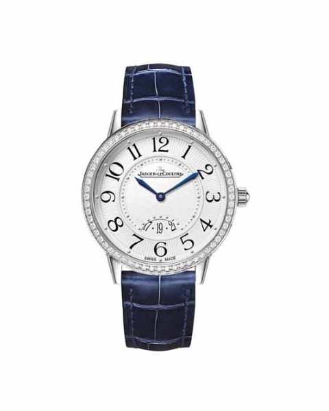 JAEGER LECOULTRE RENDEZ-VOUS DATE SMALL 29MM STAINLESS STEEL LADIES WATCH