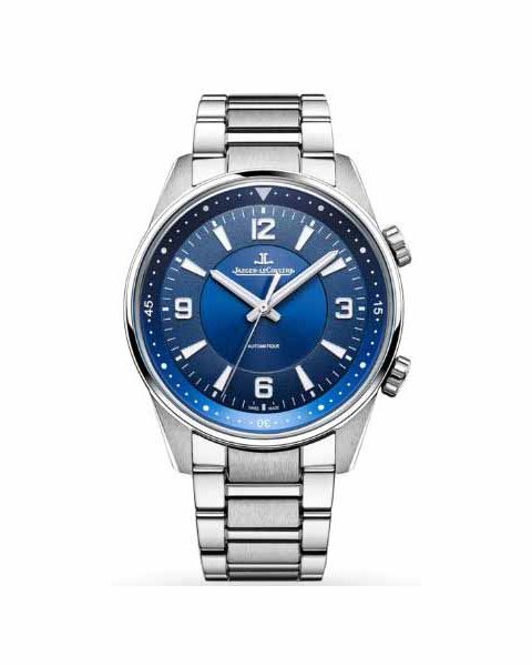 JAEGER LECOULTRE PRE OWNED POLARIS 41MM STAINLESS STEEL MEN'S WATCH