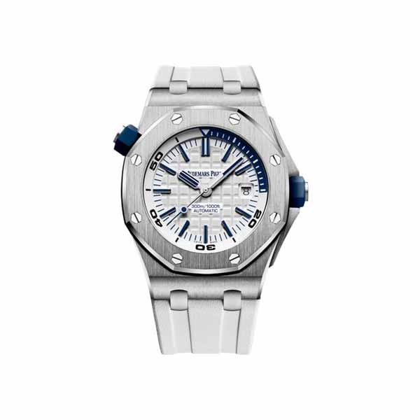 AUDEMARS PIGUET ROYAL OAK OFFSHORE DIVER 42MM STAINLESS STEEL MEN'S WATCH