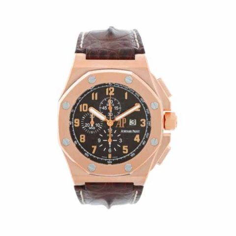 AUDEMARS PIGUET ROYAL OAK OFFSHORE ARNOLD ALL STARS LIMITED EDITION ROSE GOLD MEN'S WATCH