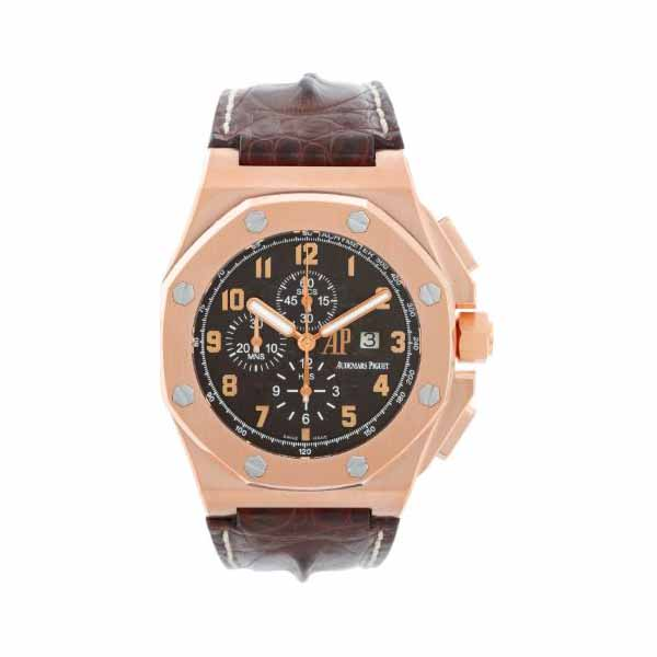 AUDEMARS PIGUET ROYAL OAK OFFSHORE ARNOLD ALL STARS LIMITED EDITION 48MM 18KT ROSE GOLD MEN'S WATCH