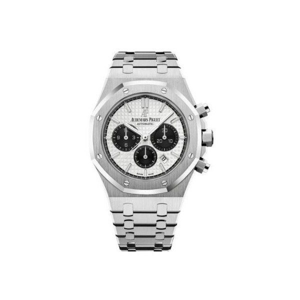 AUDEMARS PIGUET ROYAL OAK CHRONOGRAPH 38MM STAINLESS STEEL MEN'S WATCH