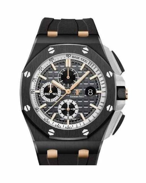 """Audemars Piguet Pre-owned Royal Oak Offshore """"Pride Of Germany"""" Ceramic Men's Watch Limited Edition(300pieces)"""