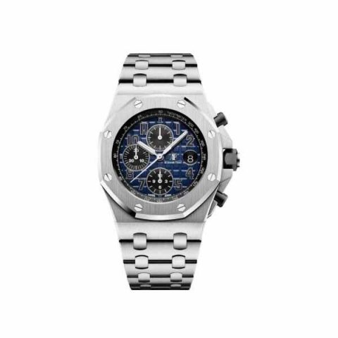 AUDEMARS PIGUET ROYAL OAK OFFSHORE PLATINUM LIMITED EDITION MEN'S WATCH