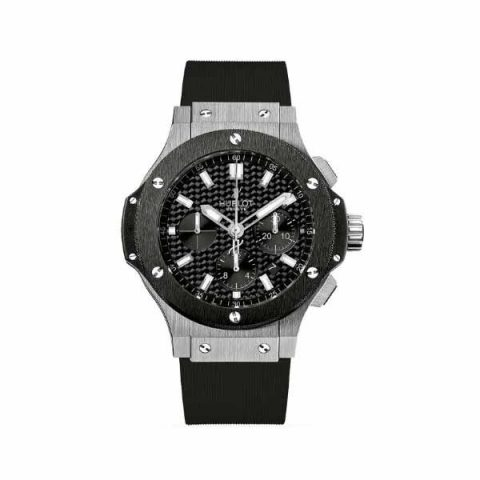 HUBLOT BIG BANG CHRONOGRAPH 44MM STAINLESS STEEL MEN'S WATCH