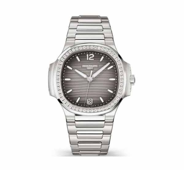 PATEK PHILIPPE NAUTILUS STAINLESS STEEL LADIES WATCH Ref. 7118/1200A-011