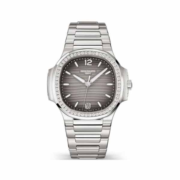 PATEK PHILIPPE NAUTILUS 35MM STAINLESS STEEL LADIES WATCH