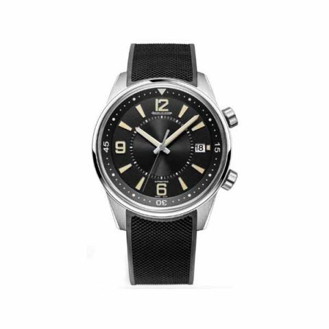JAEGER LECOULTRE POLARIS DATE 42MM STAINLESS STEEL MEN'S WATCH