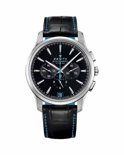 ZENITH CAPTAIN CHRONOGRAPH LIMITED EDITION 42MM STAINLESS STEEL MEN'S WATCH