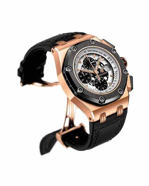 AUDEMARS PIGUET BARRICHELLO II CHRONOGRAPH AUTOMATIC MEN'S WATCH