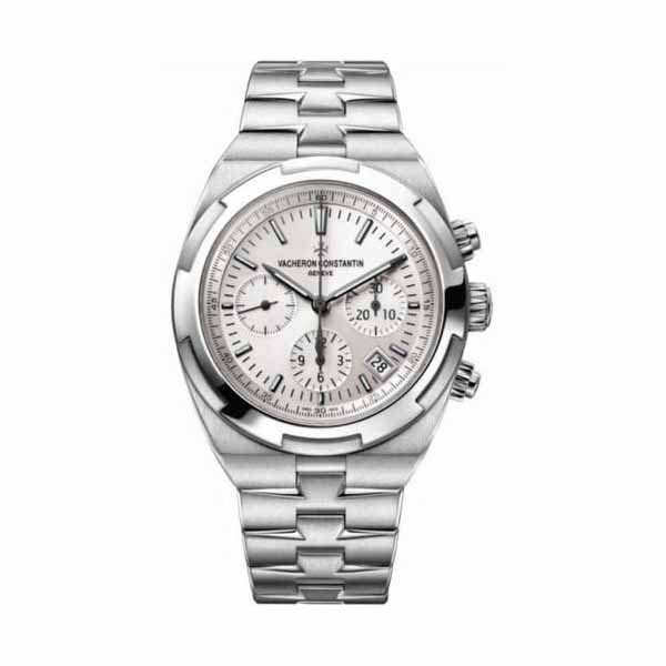 VACHERON CONSTANTIN OVERSEAS CHRONOGRAPH 42.5MM STAINLESS STEEL MEN'S WATCH