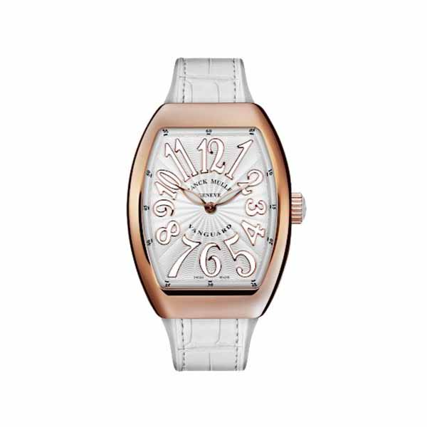 FRANCK MULLER VANGUARD 32MM X 42MM 18K ROSE GOLD MEN'S WATCH