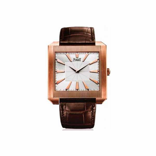 PIAGET PROTOCOLE XXL 42MM 18K ROSE GOLD MEN'S WATCH