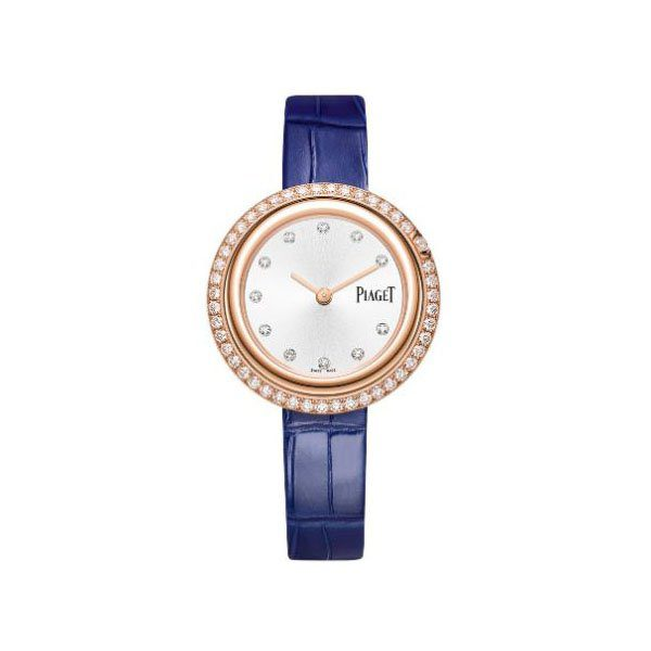 PIAGET POSSESSION 34MM 18K ROSE GOLD LADIES WATCH