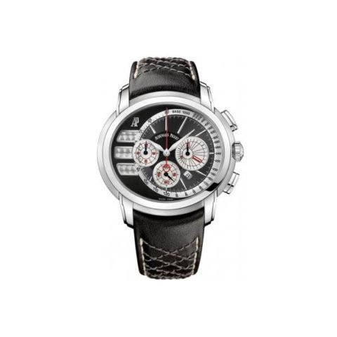 AUDEMARS PIGUET MILLENARY CHRONOGRAPH STAINLESS STEEL MEN'S WATCH