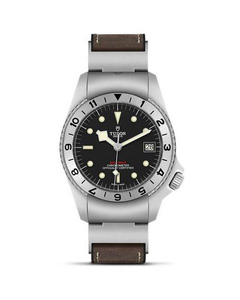 TUDOR HERITAGE BLACK BAY 42MM STAINLESS STEEL MEN'S WATCH