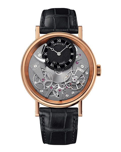 Breguet Pre-owned Tradition 40mm 18k Rose Gold Men's Watch