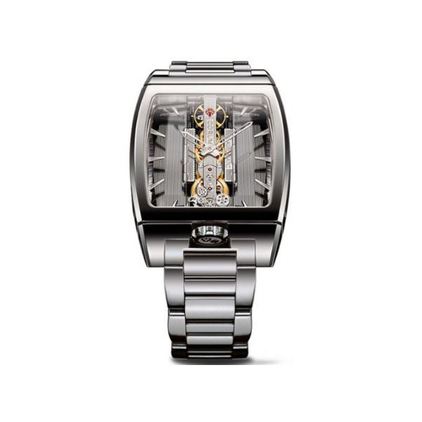 CORUM GOLDEN BRIDGE 34MM X 51MM 18K WHITE GOLD MEN'S WATCH