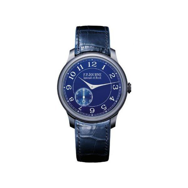 F.P. JOURNE CHRONOMETRE BLEU 39MM TANTALUM MEN'S WATCH