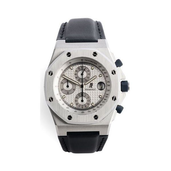 AUDEMARS PIGUET ROYAL OAK OFFSHORE CHRONOGRAPH 42MM STAINLESS STEEL MEN'S WATCH