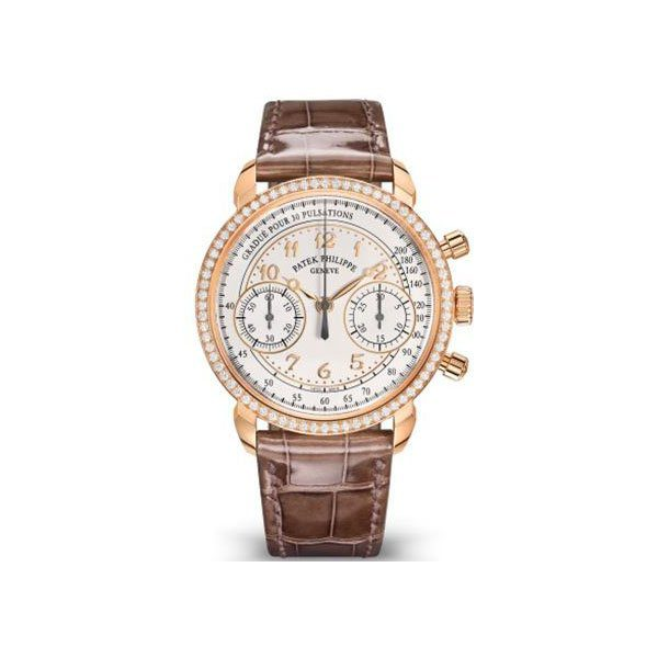 Patek Philippe Pre-Owned Complications 7150/250R-001 18k Rose Gold Men's Watch