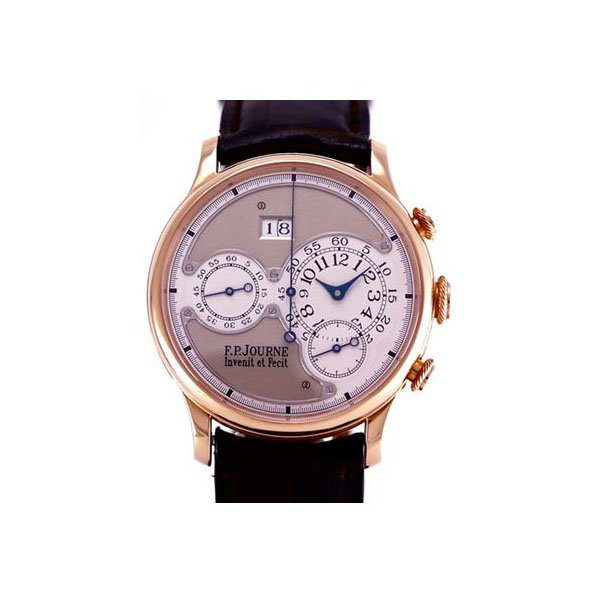 F.P. JOURNE OCTA CHRONOGRAPH 38MM 18K ROSE GOLD MEN?S WATCH