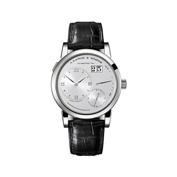 A LANGE & SOHNE 1 PLATINUM 38.5MM MEN'S WATCH
