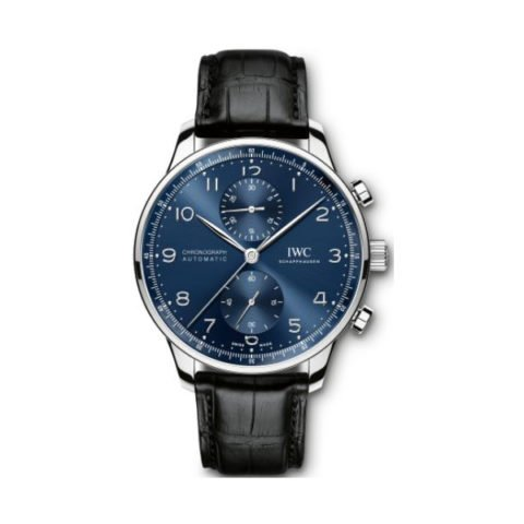 IWC PORTUGIESER CHRONOGRAPH 40.90MM STAINLESS STEEL MEN'S WATCH