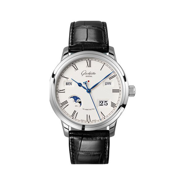 GLASHUTTE ORIGINAL SENATOR PERPETUAL CALENDAR MEN'S WATCH